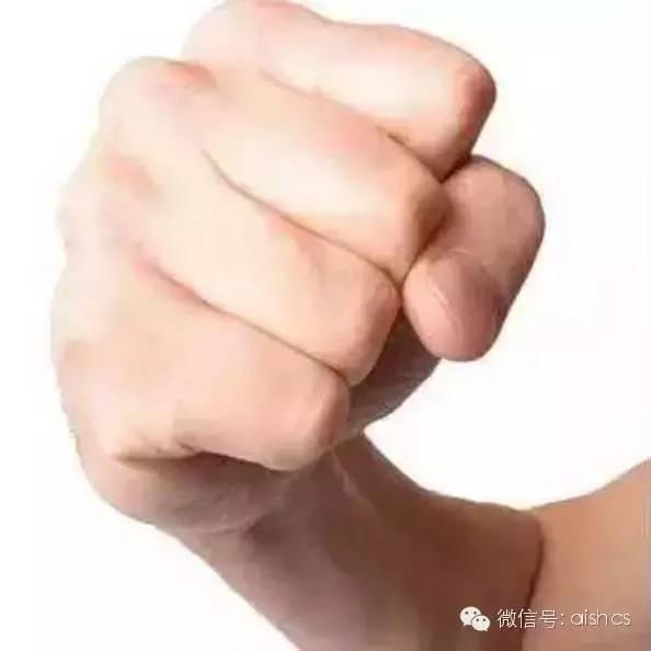 緊握拳頭30秒就能知道你目前的身體狀況!就這麼