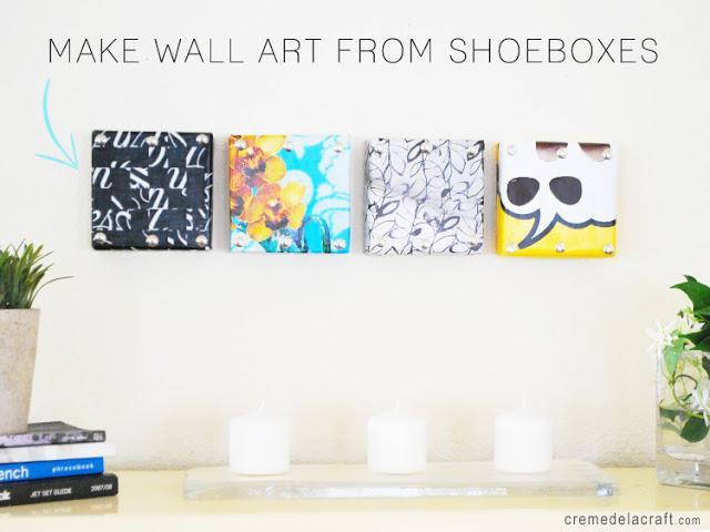 原來鞋盒可以這樣用!!11個鞋盒變身生活好物的方法,第3個也太實用了吧.....