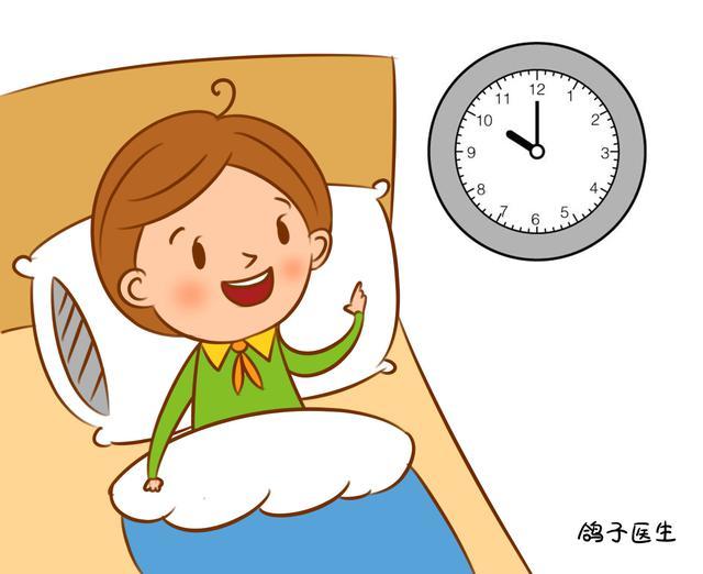 孩子這樣睡,不僅有利於睡眠,更有利於長高!