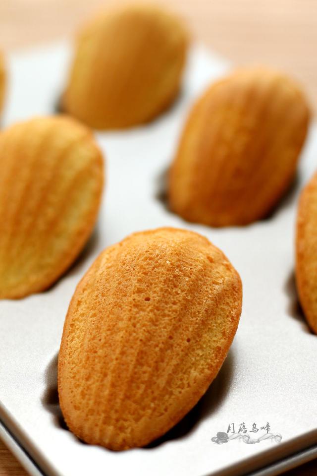 不用黃油,不用打發雞蛋 ,只要攪拌的法國小甜點,新手也零失敗