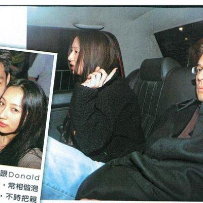33歲的白歆惠驚傳「未婚懷孕」,男友不只是「高富帥」!更有「世界級驚人身世」!!!!