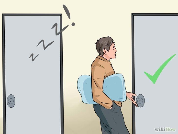 以Sleep when Someone Is Snoring Step 10为标题的图片