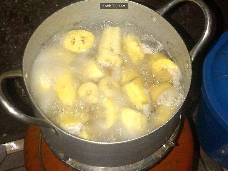 香蕉皮煮水喝_「睡觉前煮香蕉」听起来很不可思议,但是当你喝下煮好后的水就会发现