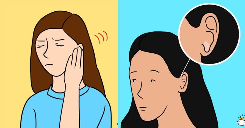 耳朵里面有时会痛是怎么回事,求医生分解,谢谢图片