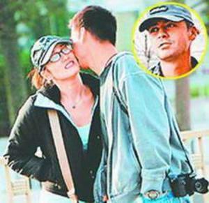 52歲鞏俐和小13歲的法國男友近照曝光,張藝謀不娶她是對的!