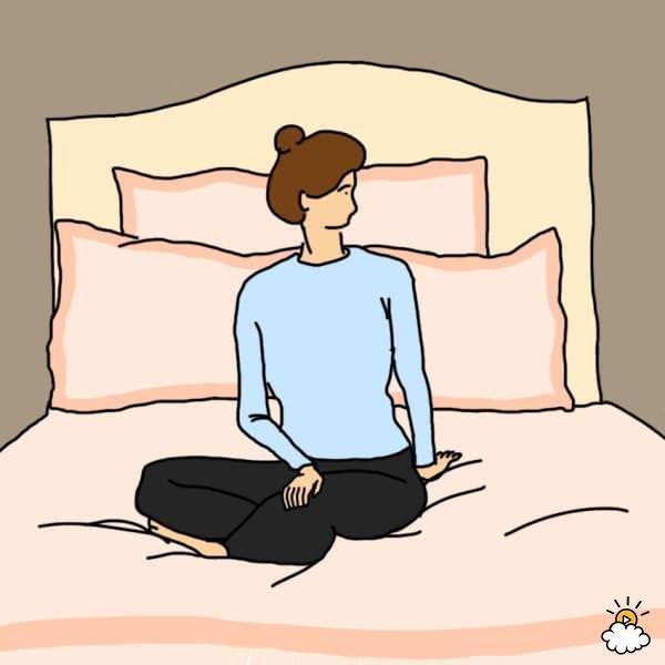 10個床上動作擔保你可以一覺到天亮,比吃藥還靈!