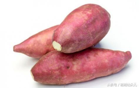 紅薯的功效與作用及禁忌