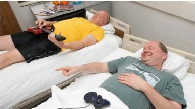 躺滿70天就給你「55萬」!男子躺了30天後,竟然發生不可思議的現象!