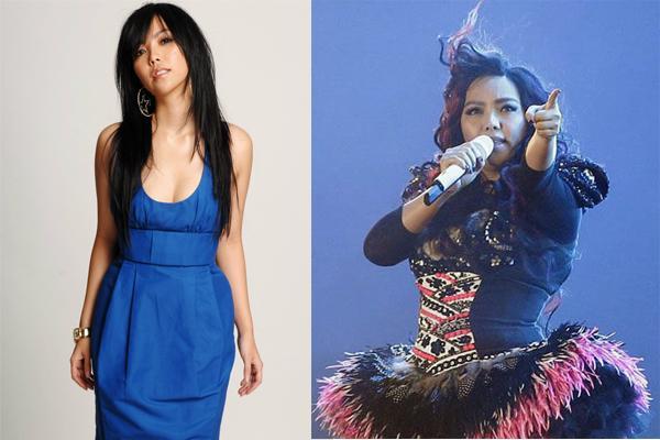 娛樂圈女星一胖毀三觀虐心大排行,李湘不忍直視、張惠妹胖到任性