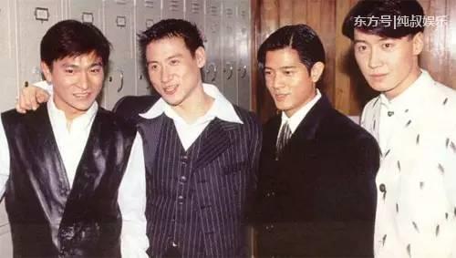 譚詠麟接班人,劉德華為他做伴郎,昔日巨星為家隱退娛樂圈