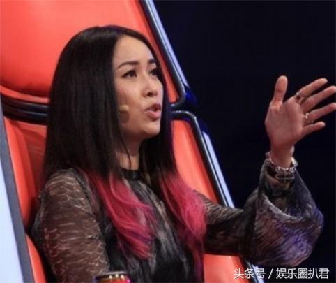 那英終於「滾出」中國好聲音!她到底得罪了誰竟連ab都點贊?