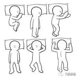 睡覺哪個睡姿最健康?仰臥好處多可惜…最好的睡姿應該是「這個」!你絕對想不到!