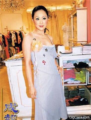 她為「買衣服」敗光鐘鎮濤1.5億家產!婚內紅杏出牆當土豪小三,還同時交往5個「外國猛男」...!現在竟過著這樣生活...