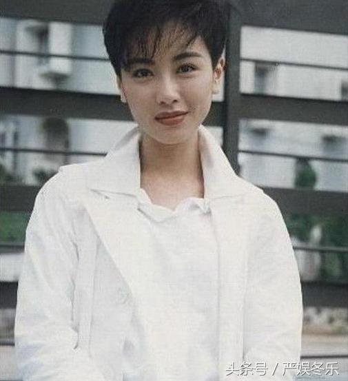 昔日港劇最美玉女,與名媛同志多年,又戀上男人,如今成這樣!
