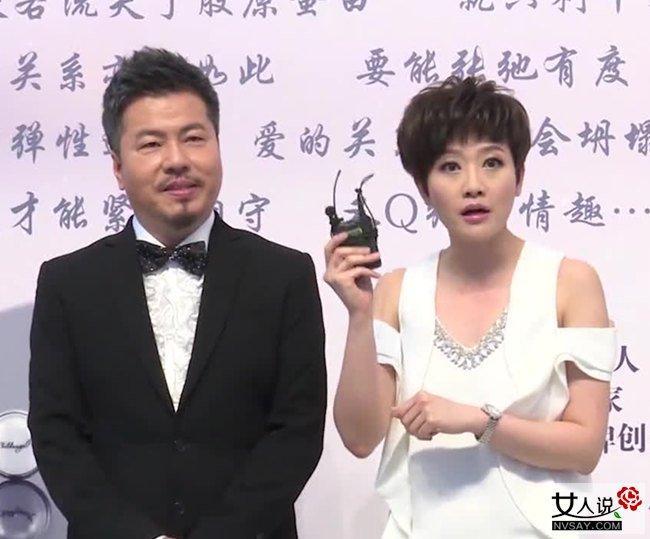 """寇乃馨與黃國倫兩人結婚至今,一直沒小孩,寇乃馨遲遲不孕的""""真相""""竟是...讓人看傻!"""
