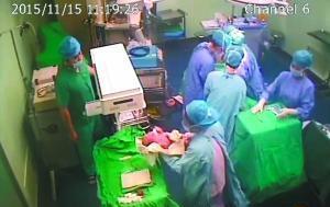 產檢均為雙胞胎,臨產前再檢仍為2娃,剖腹後醫生只給1胎,這種誤診或許只中國有......