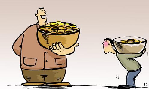 一組漫畫告訴你:窮孩子與富孩子的差距是怎樣拉開的? 看完沉默了