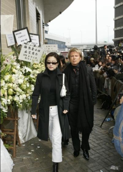 梅艷芳出殯當天,張柏芝現場這樣做卻成了黑歷史!網友:你還是人嗎?!