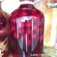 洛神花美顏養生酒,洛神花具有降血壓,養顏,補血等功效
