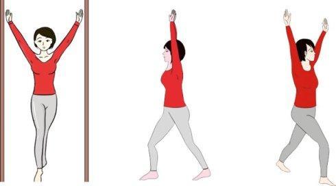 每天堅持六件事,告別腰突頸椎病