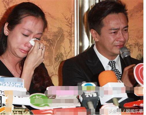 5年連剖4胎,陳浩民卻花邊新聞不斷,妻子還給他「擦屁股」!