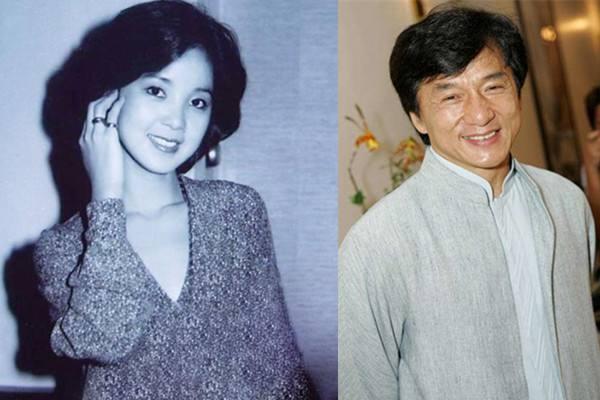 隱瞞了外界25年,成龍和林鳳嬌始終有名無實,最愛的人還是她!