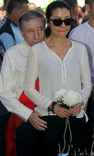 她打破傳統為梅艷芳扶靈,曾與成龍傳緋聞,如今嫁70歲老頭!