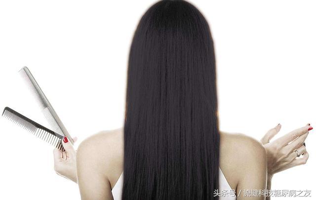 看頭髮就能知道血糖高? 出現這種情況,說明你可能已經得糖尿病了