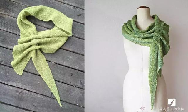 「旧围巾」不要扔了!图片