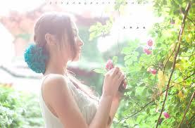 花落花開開不休,上善若水水自流