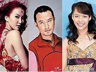 43歲李玟全家近照,女兒一樣性感美麗,性感歌王如今好幸福!