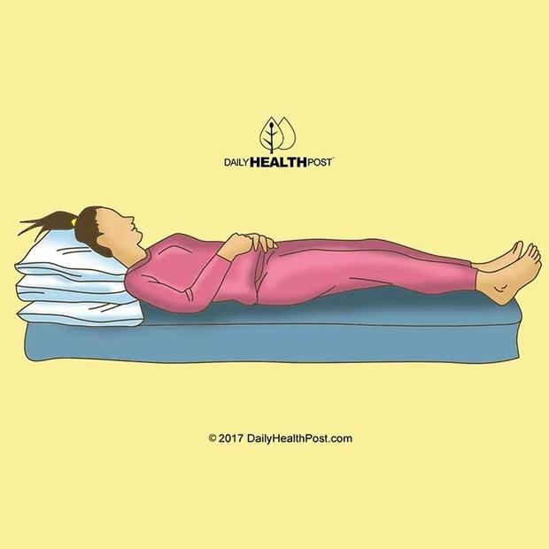 「經痛」、「高血壓」治不好?問題出在「睡覺姿勢」上!九種睡姿利弊全破解