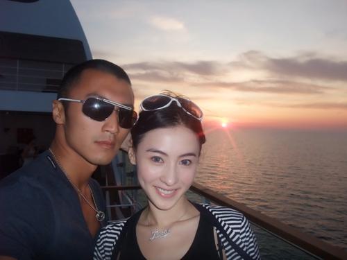 張柏芝遭爆將「嫁小9歲台灣男星」!訂婚「新郎身分」遭肉搜....她忍不住「出面回應」了!