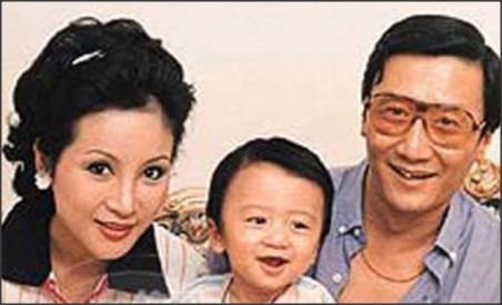 謝霆鋒媽媽稱人生最大嗜好是男人與麻將,她才是一代奇女子呀