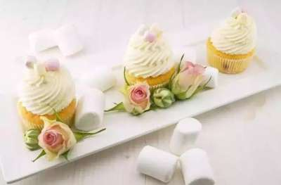 教你做4款高顏值美味甜點,美的不忍下口