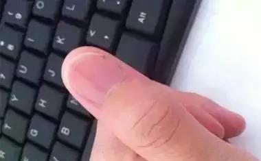 你的壽命有多長,看看你的手指頭就知道了!(準到怕!)