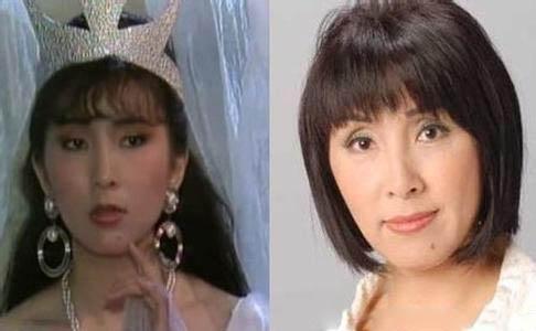 美貌曾不輸趙雅芝,兒子的生父是個迷,現58歲戴老花鏡看化妝品