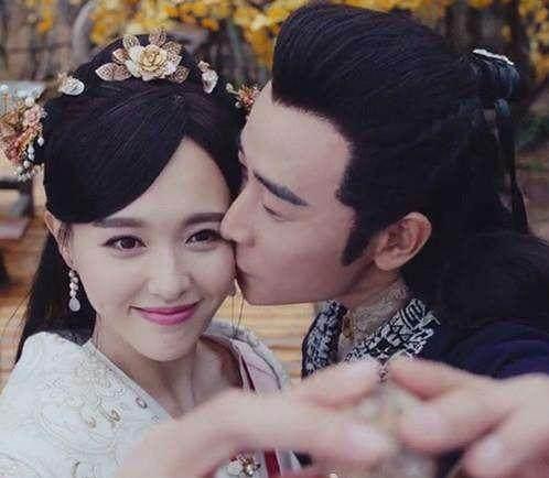 與羅晉相愛8年,分手後嫁給百億富商,顏值甩唐嫣十幾條街!