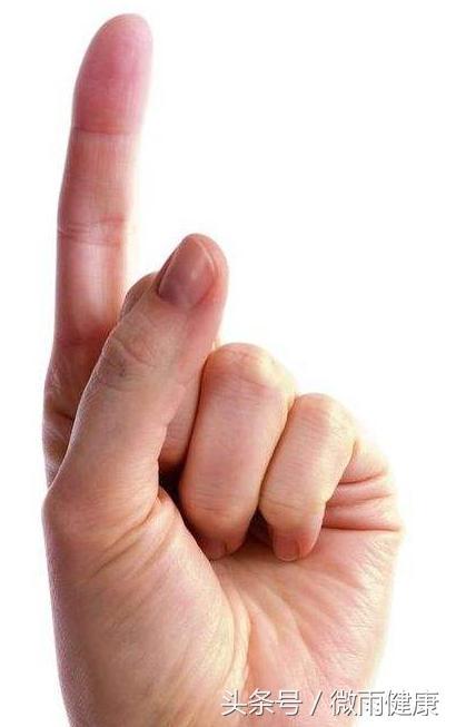 五指對五臟,健康狀況指中藏,自診自查不用醫生忙