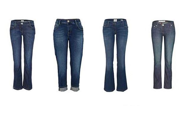 測一測,你的腿型適合什麼褲子?