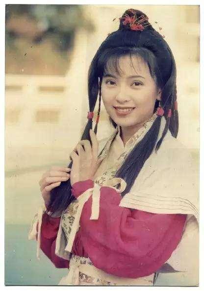 那些曾驚艷我們的TVB女星,如今容顏已不再,命運各有不同