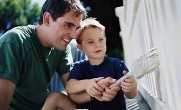 1個好父親=200個老師,當爹的都好好看看!