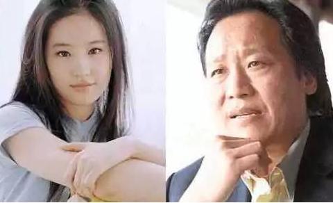 「「乾爹」和「乾女兒」關係的明星」的圖片搜尋結果
