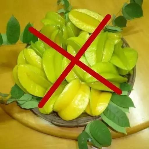 得了腎病,不吃楊桃您知道嗎?腎友吃水果需注意什麼呢?