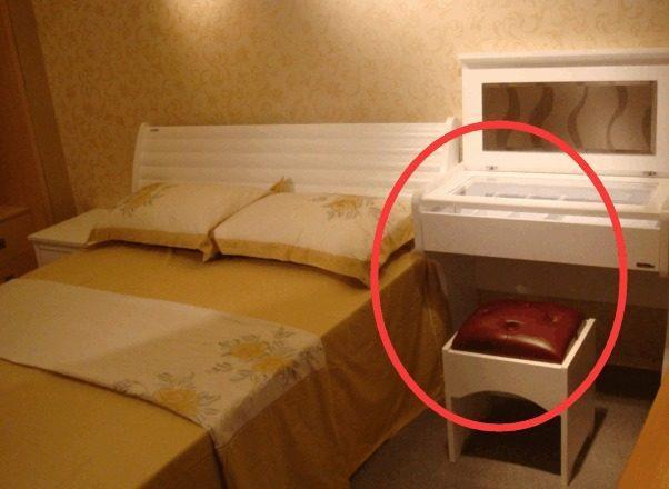 床頭櫃千萬不要這樣擺,觸犯風水禁忌,小心黴運不斷健康敗壞!