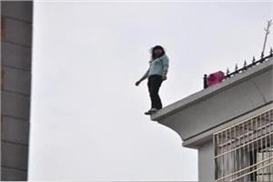 「媽媽我去天堂了,這裡太累了!」她說完後跳下21樓!殺死她的兇手竟然是…任誰都想不到!!