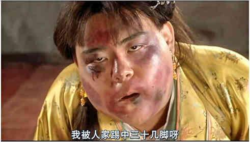 她拍戲時敷衍周星馳,結果讓替身大火!成為一生的痛!