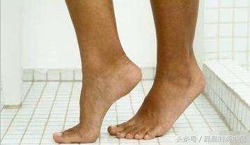 你體內肝火旺盛嗎?踮踮腳就知道了!