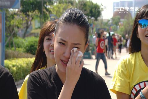 40歲何妤玟驚傳「遭豪門老公逼下跪」!才剛放話要「為夫拚生子」的她...自打巴掌求老公原諒!