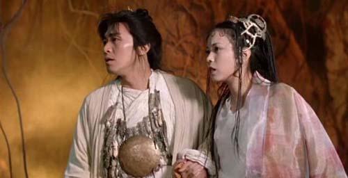 被王晶騙拍片,周星馳郭富城同時追她,被周星馳拿下卻撞破星爺偷吃,最後嫁黃家駒的師弟 !